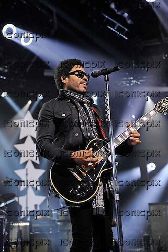 LENNY KRAVITZ - perfomring live on Day 26 of the 2014 iTunes Festival in London UK - 26 Sep 2014.  Photo credit: IconicPix Music Archive