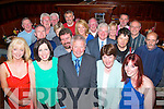 4715-4718.---------.Take it easy.------------.Michael O'Brien,Abbeydorney(Front centre)celebrated his retirement from the HSE maintenance Dept,Kerry division in the Grand hotel,Tralee last Friday night with many friends,family and colleagues.