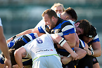Michael van Vuuren of Bath United in action at a maul. Aviva A-League match, between Bath United and Saracens Storm on September 1, 2017 at the Recreation Ground in Bath, England. Photo by: Patrick Khachfe / Onside Images