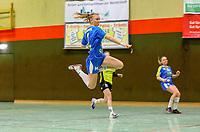 Pauline Uhlmann (Leipzig) - 10.03.2019: SG Weiterstadt/Braunshardt/Worfelden vs. HC Leipzig, Sporthalle Braunshardt