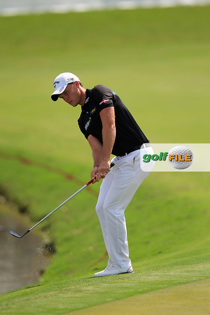 Danny Willett (ENG) during the 2nd round at the WGC Cadillac Championship, Blue Monster, Trump National Doral, Doral, Florida, USA<br /> Picture: Fran Caffrey / Golffile