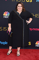 "LOS ANGELES - SEP 26:  Chrissy Metz at the ""This Is Us"" Season 2 Premiere Red Carpet at the Neuehouse Hollywood on September 26, 2017 in Los Angeles, CA"