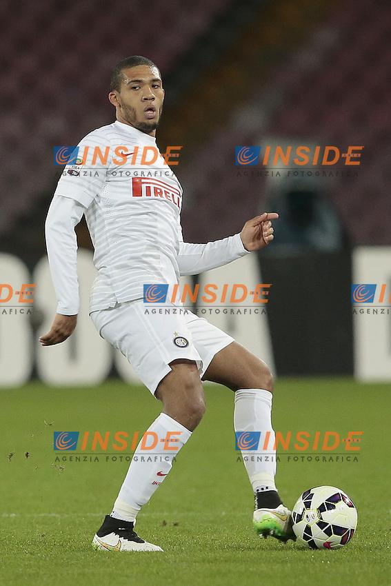 Juan Jesus Inter,  <br /> Napoli 08-03-2015 Stadio San Paolo <br /> Football Calcio Serie A Napoli - Inter<br /> Foto Cesare Purini / Insidefoto