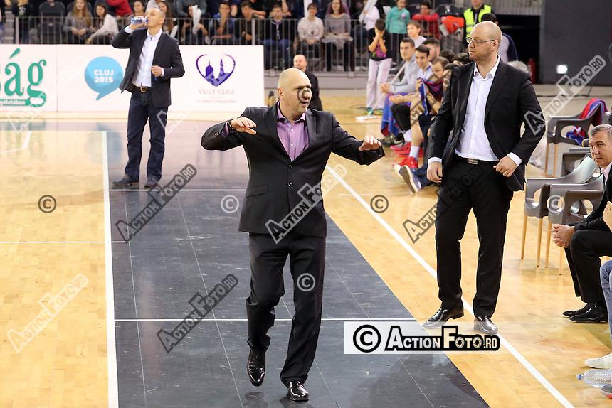 antrenorul Marcel Tenter