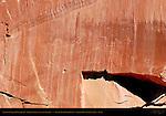 Fremont Culture Petroglyphs, Bighorn Sheep and other Symbols, Fruita Petroglyph Panels, Capitol Reef National Park, South-Central Utah