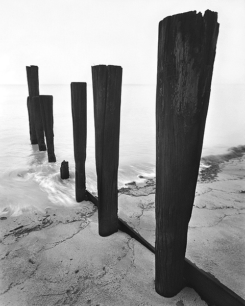 Old Jetty Remains<br /> Flying Fish Point<br /> Innisfail, FNQ