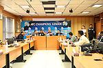 Naft Tehran vs Al Ahli during the 2015 AFC Champions League Quarter Final 1st leg on August 25, 2015 at the Azadi Stadium in Tehran, Iran. Photo by Adnan Hajj /  World Sport Group