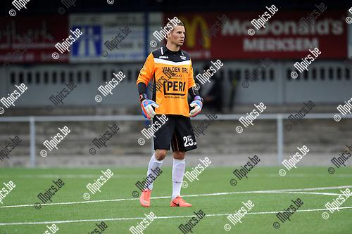 2012-07-19 / Voetbal / seizoen 2012-2013 / Rupel-Boom / Sten Vandenbossche..Foto: Mpics.be
