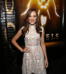 Laura Osnes attends the Album Launch Party for 'Angels' at the The Gold Bar on October 25, 2017 in New York City.
