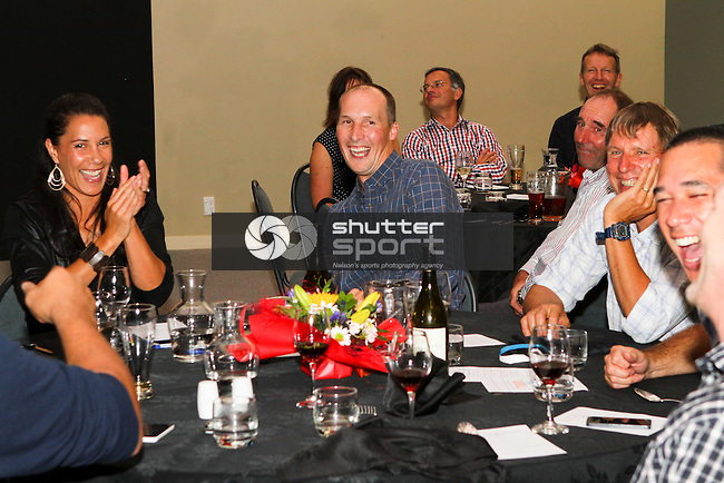 Nelson Giants Fundraiser Dinner, Annesbrook, Nelson, 26 March 2015<br /> Photo: Marc Palmano/shuttersport.co.nz