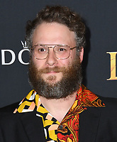 "09 July 2019 - Hollywood, California - Seth Rogen. Disney's ""The Lion King"" Los Angeles Premiere held at Dolby Theatre. Photo Credit: Birdie Thompson/AdMedia"