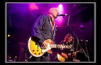 Midge Ure & Steve New/Stella Nova - Rich Kids - The Academy Islington, London - 7th January 2010