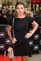 Montana Brown<br /> arriving for TRIC Awards 2018 at the Grosvenor House Hotel, London<br /> <br /> &copy;Ash Knotek  D3388  13/03/2018