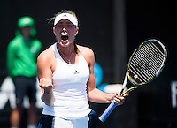 EMILY APPLETON (GBR)<br /> <br /> TENNIS , AUSTRALIAN OPEN,  MELBOURNE PARK, MELBOURNE, VICTORIA, AUSTRALIA, GRAND SLAM, HARD COURT, OUTDOOR, ITF, ATP, WTA<br /> <br /> &copy; TENNIS PHOTO NETWORK