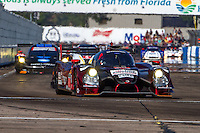 #60 Ligier JS P2 OR02-03/Honda,   Justin Wilson, John Pew, Oswaldo Negri  12 Hours of Sebring, Sebring International Raceway, Sebring, FL, March 2015.  (Photo by Brian Cleary/ www.bcpix.com )