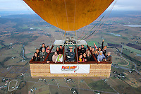 20150613 June 13 Hot Air Balloon Gold Coast