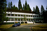 CA: Yosemite National Park, Wawona Hotel  .Photo Copyright: Lee Foster, lee@fostertravel.com, www.fostertravel.com, (510) 549-2202.cayose210.