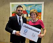 Scotland meet the First Minister
