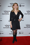Actress Jackie Sanders arrives at the world premiere of Standing Up, Falling Down at the 2019 Tribeca Film Festival presented by AT&T Thursday, April 25, 2019 at SVA Theater - 333 West 23 Street New York, NY.