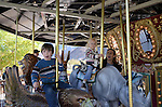 Merry-go-round at the Living Desert