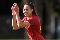 Alice Corelli of AS Roma  <br /> Roma 8/9/2019 Stadio Tre Fontane <br /> Luisa Petrucci Trophy 2019<br /> AS Roma - Paris Saint Germain<br /> Photo Andrea Staccioli / Insidefoto