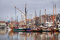 Nederland - Volendam - 2018.  De haven van Volendam.   Foto Berlinda van Dam / Hollandse Hoogte