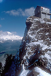 Gifford Pinchot, Indian Heaven Wilderness Area, Fire Lookout, winter, Washington State, Pacific Northwest, Mount Rainer,