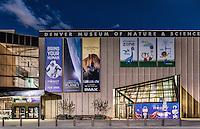 Denver Museum of Nature and Science, Denver, Colorado, USA.