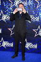 Jamie Theakstone arriving for the Global Awards 2018 at the Apollo Hammersmith, London, UK. <br /> 01 March  2018<br /> Picture: Steve Vas/Featureflash/SilverHub 0208 004 5359 sales@silverhubmedia.com