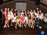Ellen Butterly and Kim Madden celebrating their 21st birthdays with a joint party in The Venue at McHugh's with all their friends. Photo:Colin Bell/pressphotos.ie