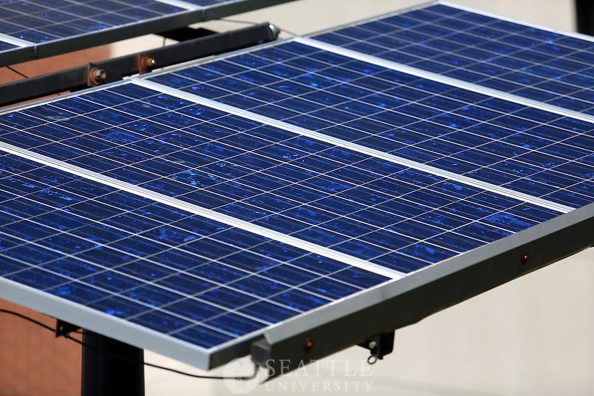 03112014- Sustainability - Campus solar panel