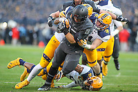 Baltimore, MD - December 10, 2016: Army Black Knights running back Darnell Woolfolk (33) in action during game between Army and Navy at  M&T Bank Stadium in Baltimore, MD.   (Photo by Elliott Brown/Media Images International)