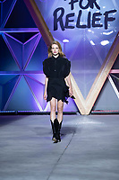 Natalia Vodianova walks the runway during Fashion For Relief Cannes 2018 during the 71st annual Cannes Film Festival at Aeroport Cannes Mandelieu on May 13, 2018 in Cannes, France.<br /> CAP/NW<br /> &copy;Nick Watts/Capital Pictures