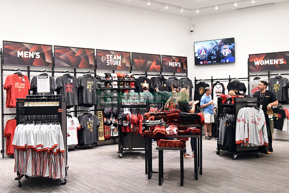 promo code c55ff 13923 Atlanta United Team Store | RealTime Images
