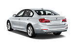 Car pictures of rear three quarter view of 2016 BMW 3 Series 328i 4 Door Sedan Angular Rear