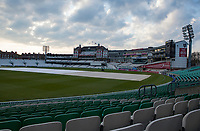 General view of the ground prior to Surrey CCC vs Essex CCC, Specsavers County Championship Division 1 Cricket at the Kia Oval on 13th April 2019