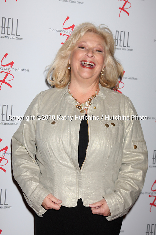 Beth Maitland.arrivng at The Young & The Restless 37th Anniversary Dinner.Via Allorro.Beverly Hills, CA.March 9, 2010.©2010 Kathy Hutchins / Hutchins Photo....