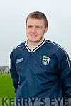 Sean Mansell, Captain at the Kilmoyley GAA  Media Night on Friday