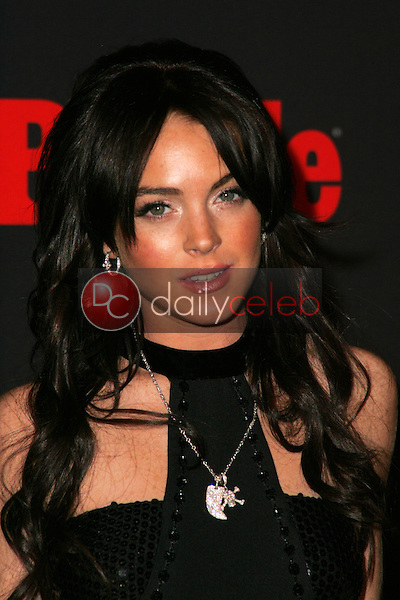 Lindsay Lohan<br />