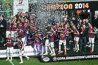 Futbol 2014 Libertadores Final San Lorenzo vs Libertad