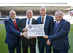 RSEA present a cheque to Erskine for £66k