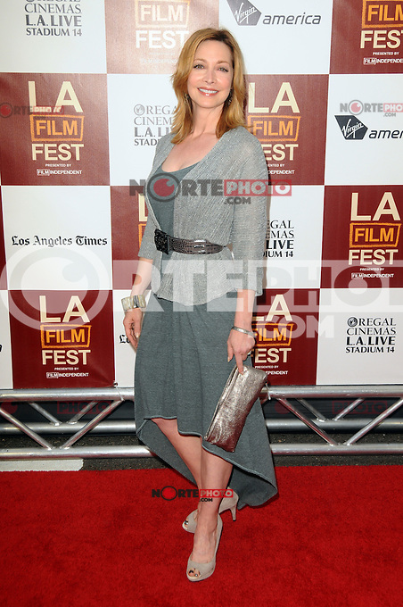 Sharon Lawrence at Film Independent's 2012 Los Angeles Film Festival Premiere of AFFRM &amp; Participant Media's 'Middle Of Nowhere' at Regal Cinemas L.A. Live on June 20, 2012 in Los Angeles, California. &copy;&nbsp;mpi35/MediaPunch Inc. NORTEPOTO.COM<br />