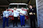 25 April 2009: MTFD Station 132 Engine dedication.