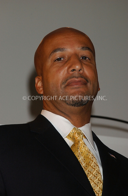 WWW.ACEPIXS.COM . . . . . ....September 1, 2006, New York City. ....Ray Nagin attends Press Conference at Tribeca Cinemas to raise funds for the redeveloptment of New Orleans.....Please byline: KRISTIN CALLAHAN - ACEPIXS.COM.. . . . . . ..Ace Pictures, Inc:  ..(212) 243-8787 or (646) 769 0430..e-mail: info@acepixs.com..web: http://www.acepixs.com