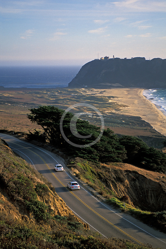 California, Big Sur, Point Sur