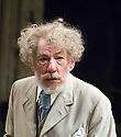 The Seagull by Anton Chekov ,A Royal Shakespeare Company Production Directed by Trevor Nunn. With Ian McKellen as Sorin. Opens at the Courtyard  Theatre Stratford Upon Avon  on 31/5/07   CREDIT Geraint Lewis