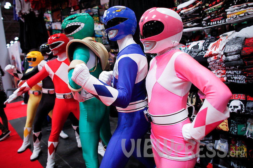 FEATURES- Hight lights from the 2014 New York Comic Con | viewpress