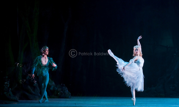 """Birmingham Royal Ballet. Love and Loss programme. """"The Dream""""."""