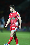 Scarlets fullback Jordan Williams.<br /> Celtic League<br /> Scarlets v Munster<br /> <br /> 01.03.14<br /> <br /> &copy;Steve Pope-SPORTINGWALES