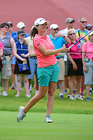 Mo Martin (USA) watches her tee shot on 10 during Friday's round 2 of the 2017 KPMG Women's PGA Championship, at Olympia Fields Country Club, Olympia Fields, Illinois. 6/30/2017.<br /> Picture: Golffile | Ken Murray<br /> <br /> <br /> All photo usage must carry mandatory copyright credit (&copy; Golffile | Ken Murray)